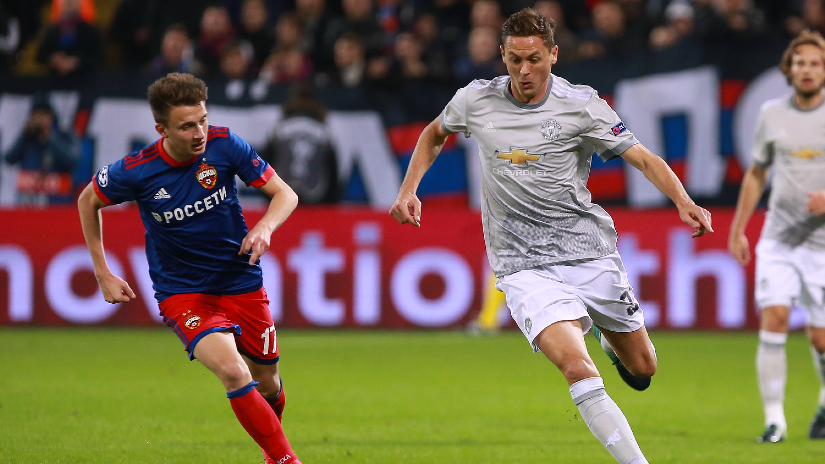 Who should replace Nemanja Matic at Manchester United?
